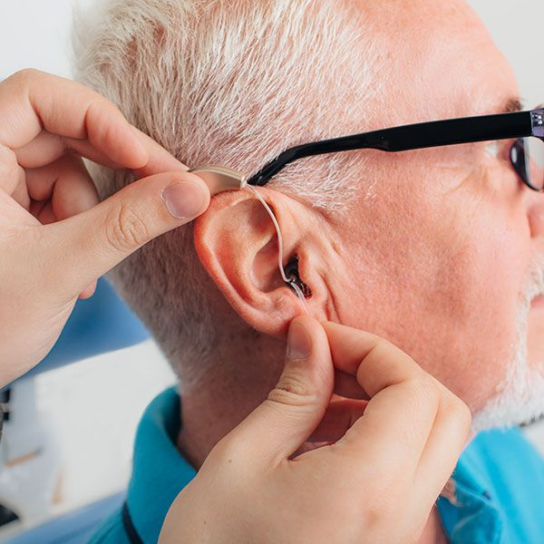 Adjusting Hearing Aid