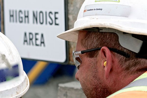 Noisy Workplace